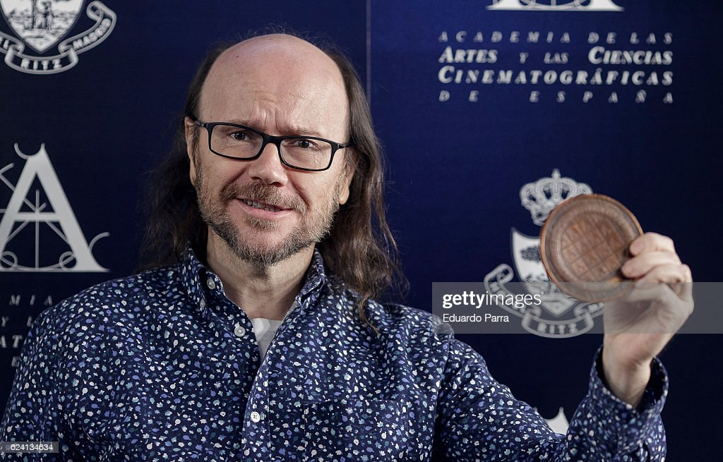 Santiago Segura Awarded with Golden Medal 2016 Of The Academy Of Cinema