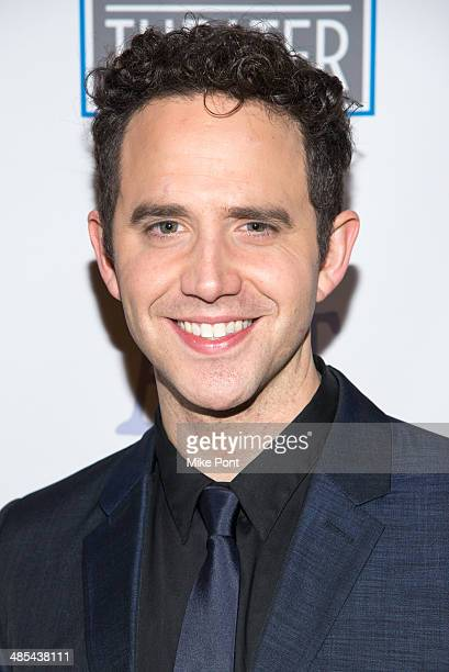 Actor Santino Fontana attends the opening night party for Act One at The Plaza Hotel on April 17 2014 in New York City