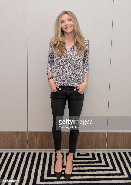 Actor Sarah Chalke at the Rick and Morty LA Press Junket on July 17 2017 in Los Angeles California 27168_001