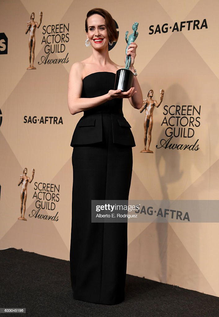 23rd Annual Screen Actors Guild Awards - Press Room