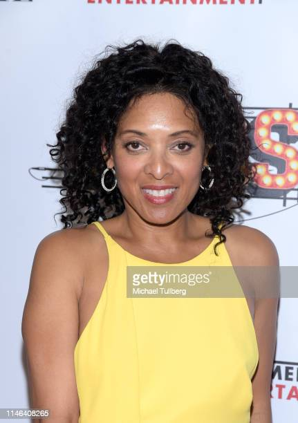 Actor Sarah Scott Davis attends a Los Angeles VIP industry screening with the filmmakers and cast of DIVOS at TCL Chinese 6 Theatres on May 01 2019...