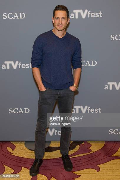Actor Sasha Roiz attends the 'Grimm event during SCAD aTVfest 2016 at the Four Seasons Atlanta Hotel on February 7 2016 in Atlanta Georgia