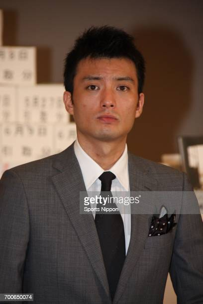 Actor Satoshi Tokushige attends the 23rd anniversary ceremony of the death of actor Yujiro Ishihara on June 15 2009 in Tokyo Japan
