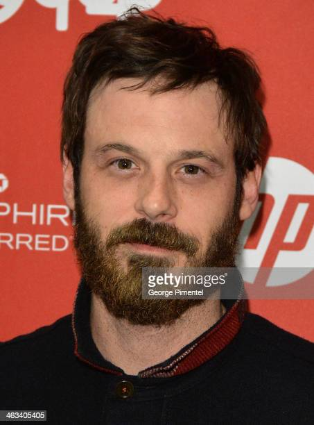Actor Scoot McNairy attends the Frank premiere at Eccles Center Theatre during the 2014 Sundance Film Festival on January 17 2014 in Park City Utah