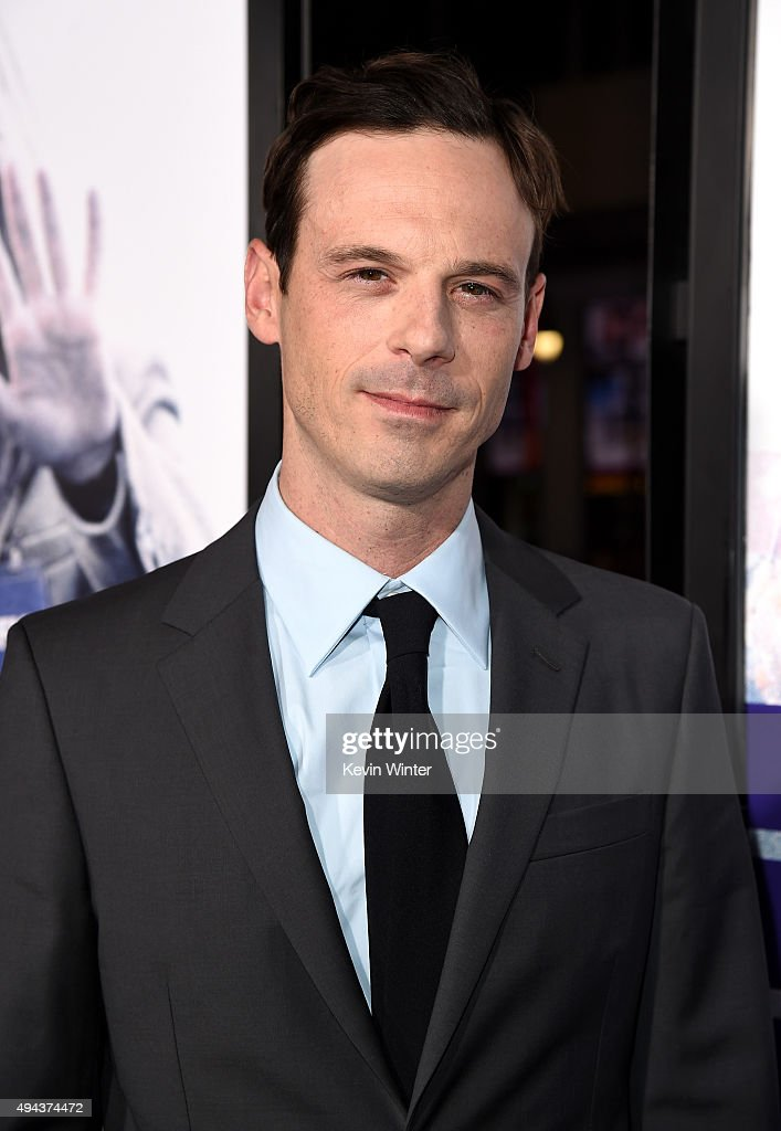 Actor Scoot McNairy attends the premiere of Warner Bros. Pictures' 'Our Brand Is Crisis' at TCL Chinese Theatre on October 26, 2015 in Hollywood, California.