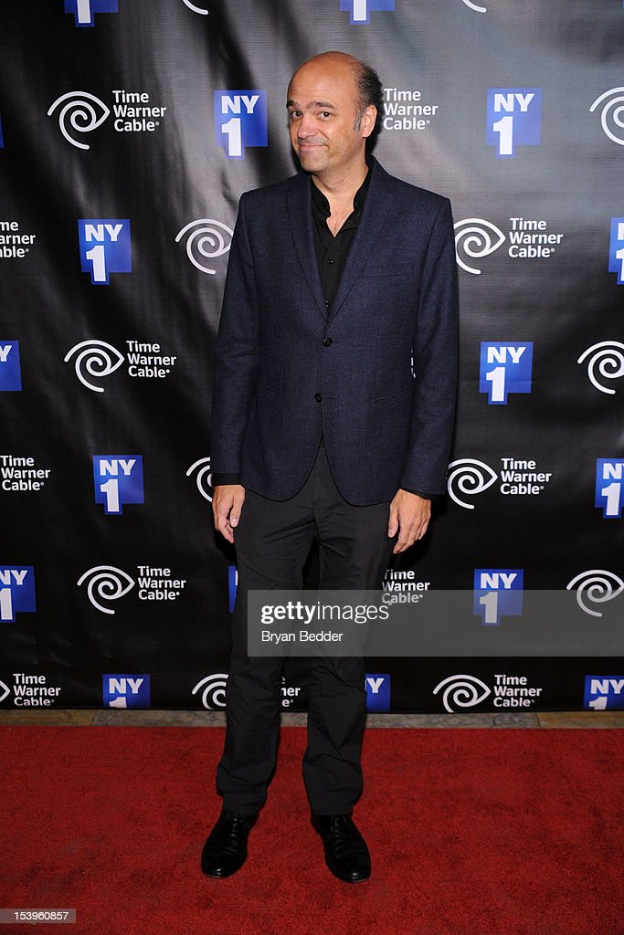 Actor Scott Adsit attends the NY1 20th Anniversary party, in celebration of two decades of the New York City news channel at New York Public Library on October 11, 2012 in New York City.