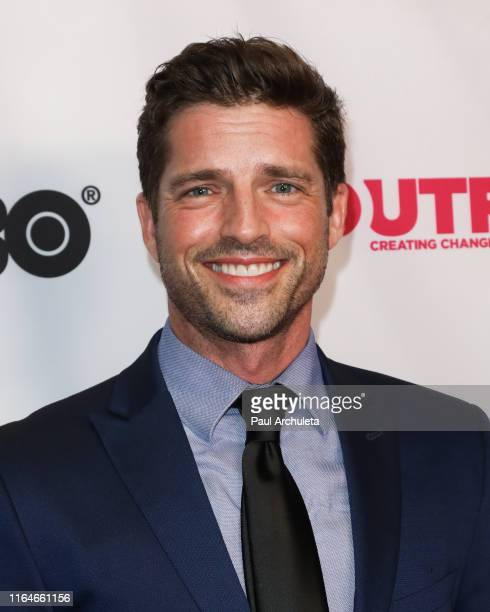 Actor Scott Bailey attends the screening of From Zero To I Love You at the 2019 Outfest Los Angeles LGBTQ Film Festival at TCL Chinese 6 Theatres on...