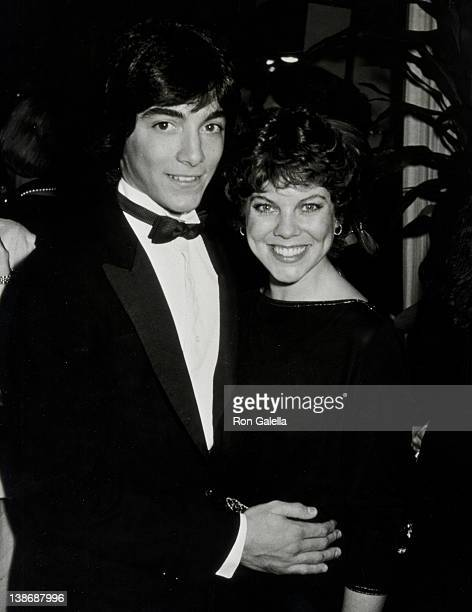 Actor Scott Baio and Erin Moran attending 1982 American Image Awards on October 25, 1982 at Sheraton Center in New York City, New York.
