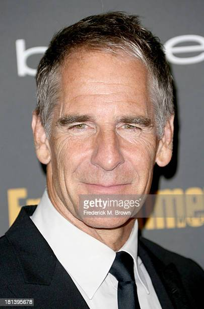 Actor Scott Bakula arrives at Entertainment Weekly's Pre-Emmy Party at Fig & Olive Melrose Place on September 20, 2013 in West Hollywood, California.