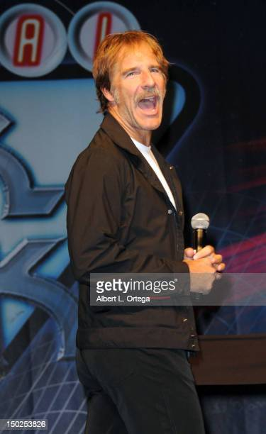 Actor Scott Bakula attends day 4 of the 11th Annual Official Star Trek Convention at the Rio Hotel Casino on August 12 2012 in Las Vegas Nevada