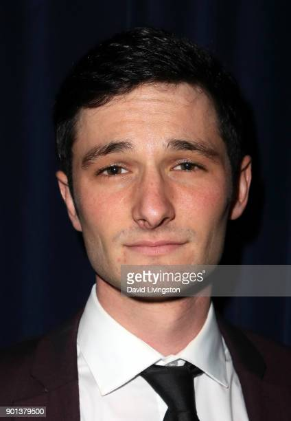 Actor Scott Bosely attends a screening of 'A Tale of Two Coreys' at ArcLight Sherman Oaks on January 4 2018 in Sherman Oaks California