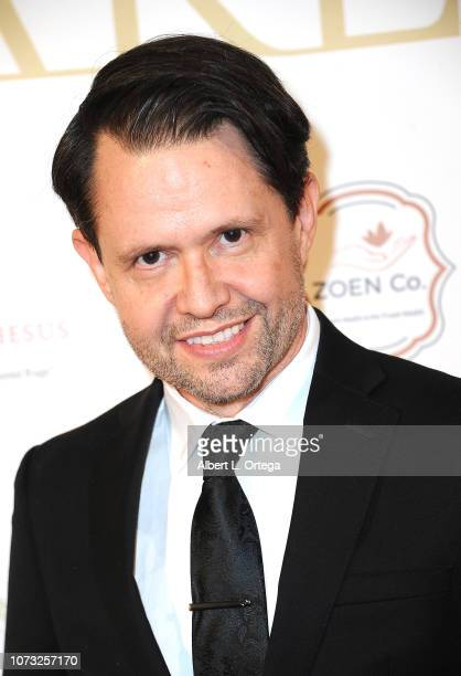 Actor Scott Butler attends the Amare's Second Year Anniversary 'Believe Issue' Party held at Sofitel Los Angeles At Beverly Hills on December 13 2018...