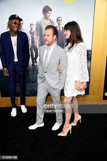 Actor Scott Caan and Kacy Byxbee attend the premiere of Warner Bros Pictures' Entourage at Regency Village Theatre on June 1 2015 in Westwood...