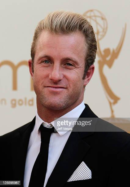Actor Scott Caan arrives to the 63rd Primetime Emmy Awards at the Nokia Theatre LA Live on September 18 2011 in Los Angeles United States