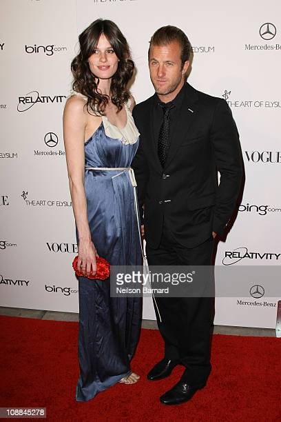 Actor Scott Caan attends the Art Of Elysium Heaven Gala 2011 at The California Science Center Exposition Park on January 15 2011 in Los Angeles...