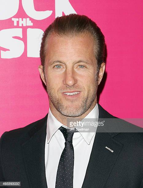 Actor Scott Caan attends the 'Rock The Kasbah' New York premiere at AMC Loews Lincoln Square on October 19 2015 in New York City