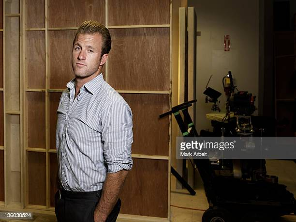Actor Scott Caan is photographed for Entertainment Weekly Magazine on July 1, 2011 in Honolulu, Hawaii.