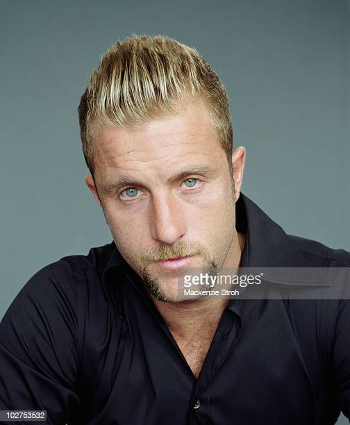 Actor Scott Caan poses for a portrait session at the Toronto Film Festival in September 2006 for Life Magazine