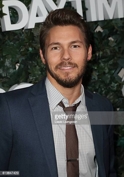 Actor Scott Clifton attends the CBS Daytime for 30 Years at The Paley Center for Media on October 10 2016 in Beverly Hills California