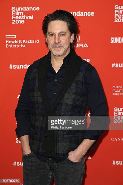 Actor Scott Cohen attends the 'As You Are' Premiere during the 2016 Sundance Film Festival at Library Center Theater on January 25 2016 in Park City...