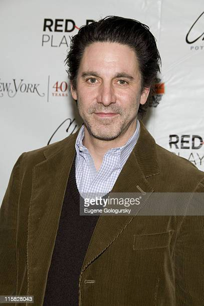 Actor Scott Cohen attends The 'ExLovers' Reading of Short Plays by The New York Playwrights Lab May 21 2008 at Westside Theater in New York City