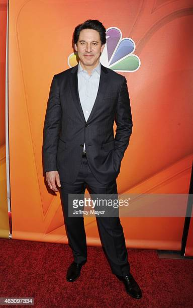 Actor Scott Cohen attends the NBCUniversal 2015 Press Tour at the Langham Huntington Hotel on January 16 2015 in Pasadena California