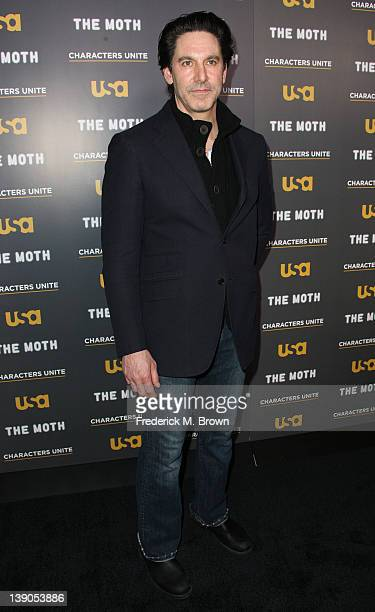 Actor Scott Cohen attends the USA Network's and The Moth's Storytelling Tour 'A More Perfect Union Stories of Prejudice and Power' at the Pacific...