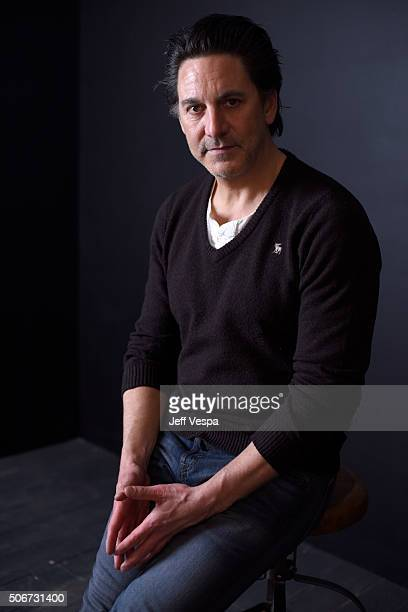 Actor Scott Cohen from the film 'As You Are' poses for a portrait during the WireImage Portrait Studio hosted by Eddie Bauer at Village at The Lift...