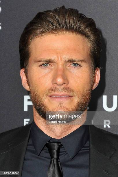 Actor Scott Eastwood arrives at 2018 American Rescue Dog Show on January 7 2018 in Beverly Hills California