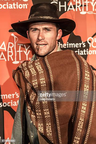 Actor Scott Eastwood arrives for the Hilarity for Charity's 5th Annual Los Angeles Variety Show at the Hollywood Palladium on October 15 2016 in Los...