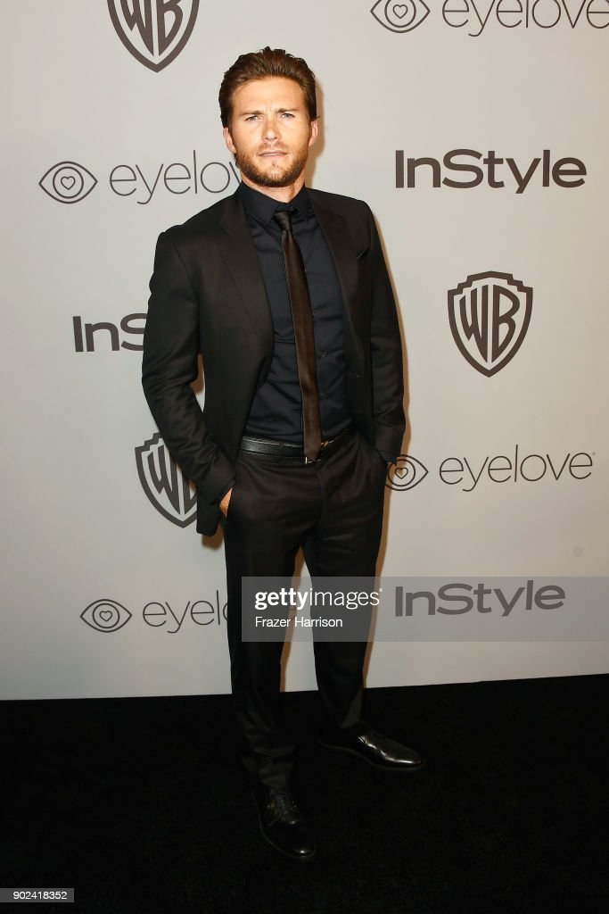 Actor Scott Eastwood attends 19th Annual Post-Golden Globes Party hosted by Warner Bros. Pictures and InStyle at The Beverly Hilton Hotel on January 7, 2018 in Beverly Hills, California.