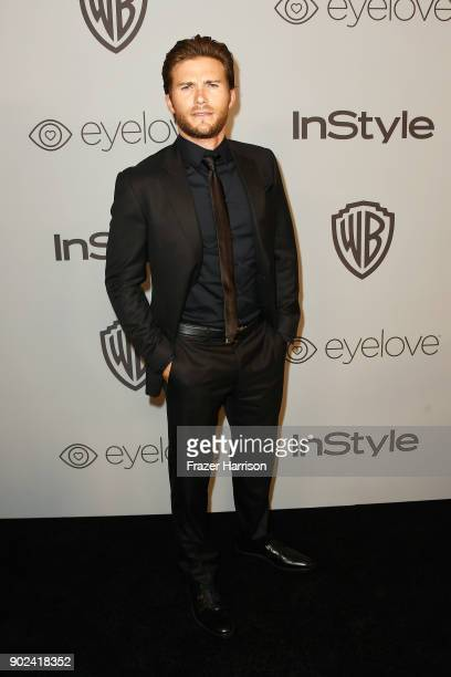 Actor Scott Eastwood attends 19th Annual PostGolden Globes Party hosted by Warner Bros Pictures and InStyle at The Beverly Hilton Hotel on January 7...