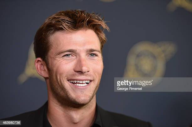 Actor Scott Eastwood attends the 52nd Annual ICG Publicists Awards at The Beverly Hilton Hotel on February 20 2015 in Beverly Hills California