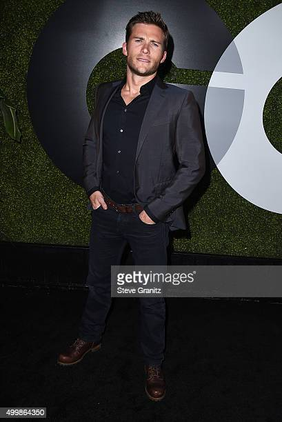 Actor Scott Eastwood attends the GQ 20th Anniversary Men Of The Year Party at Chateau Marmont on December 3, 2015 in Los Angeles, California.