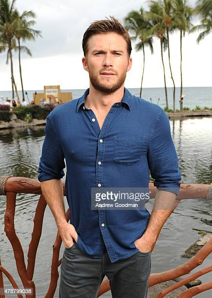 Actor Scott Eastwood attends the Taste of Summer Opening Night Party during the 2015 Maui Film Festival at Grand Wailea on June 3 2015 in Wailea...
