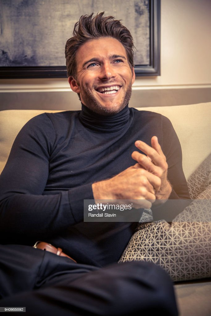 Actor Scott Eastwood is photographed for Haute Living Magazine on December 5, 2017 in Bel Air, California. PUBLISHED