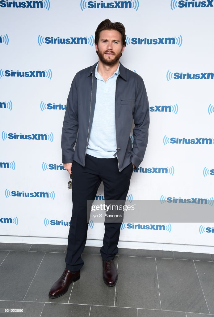 Celebrities Visit SiriusXM - March 19, 2018 : ニュース写真