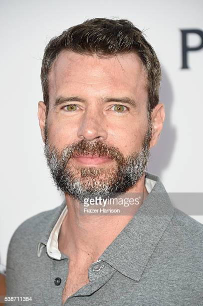 Actor Scott Foley attends the premiere of The Conjuring 2 during the 2016 Los Angeles Film Festival at TCL Chinese Theatre IMAX on June 7 2016 in...