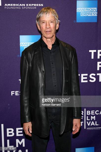 Actor Scott Glenn attends the premiere of Magic Valley during the 2011 Tribeca Film Festival at Clearview Cinemas Chelsea on April 23 2011 in New...
