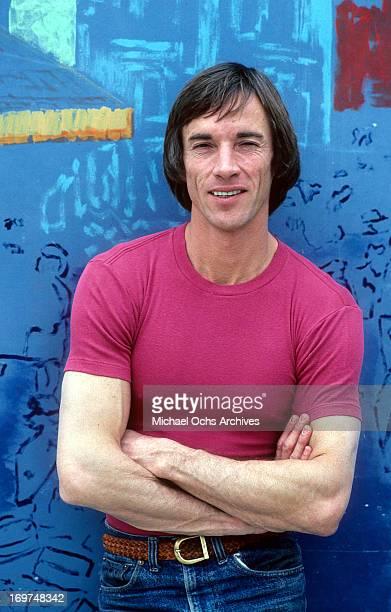 Actor Scott Glenn poses for a portrait in circa 1980