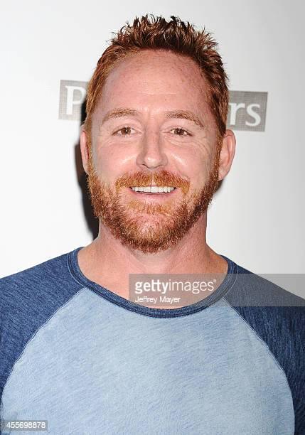 Actor Scott Grimes attends the Stars Get Lucky For Lupus 6th Annual Poker Tournament at Avalon on September 18 2014 in Hollywood California