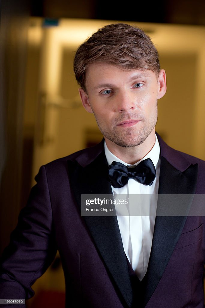 Actor Scott Haze is photographed on September 5, 2014 in Venice, Italy.