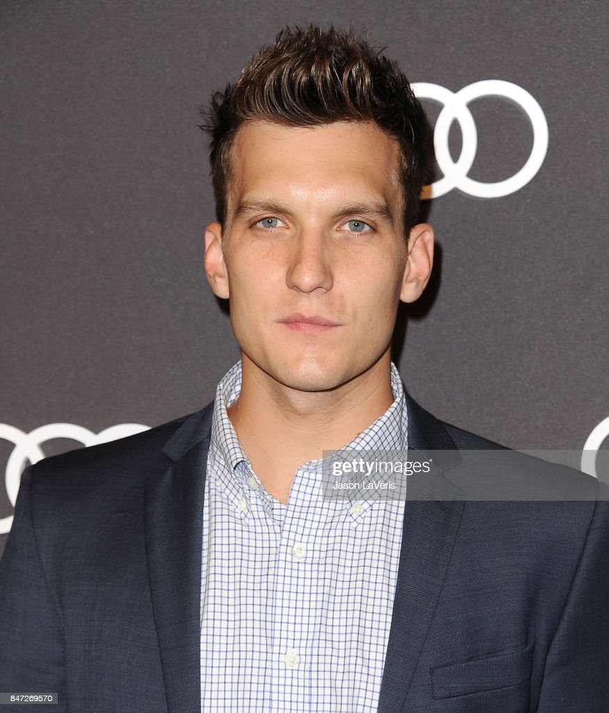 Actor Scott Michael Foster attends the Audi celebration for the 69th Emmys at The Highlight Room at the Dream Hollywood on September 14, 2017 in Hollywood, California.