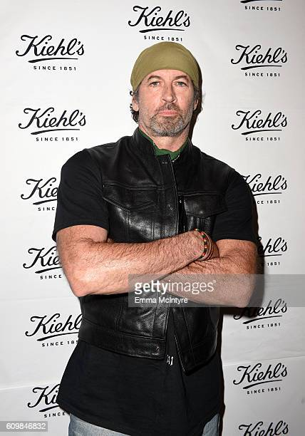 Actor Scott Patterson attends Kiehl's Since 1851 celebration of LifeRide for Ovarian Cancer Research Fund Alliance at Kiehl's Since 1851 on September...