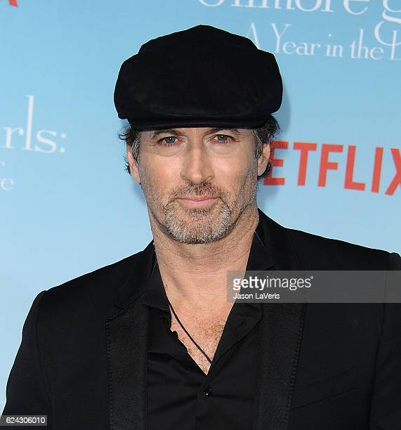 Actor Scott Patterson attends the premiere of Gilmore Girls A Year in the Life at Regency Bruin Theatre on November 18 2016 in Los Angeles California