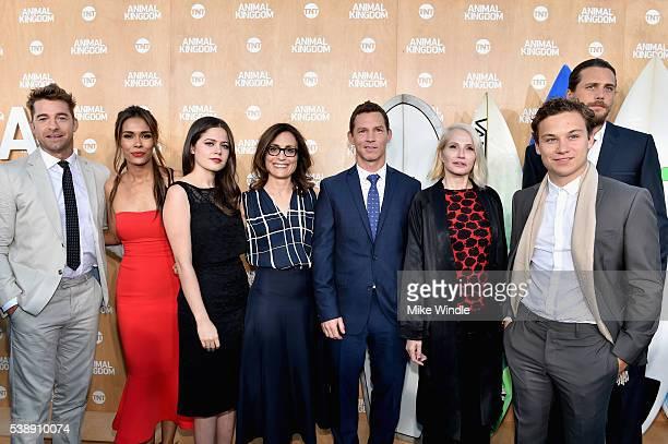 Actor Scott Speedman actress Daniella Alonso actress Molly Gordon TNT EVP Original Programming Sarah Aubrey actor Shawn Hatosy actress Ellen Barkin...