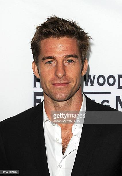 Actor Scott Speedman arrives at the InStyle And The Hollywood Foreign Press Association's Annual Event during the 2011 Toronto International Film...