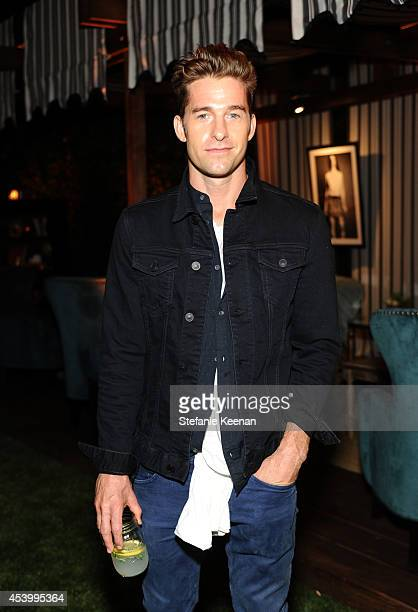 Actor Scott Speedman attends GENETIC x Liberty Ross Launch on August 22 2014 in Beverly Hills California