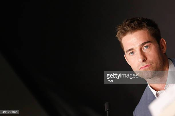 Actor Scott Speedman attends the Captives press conference during the 67th Annual Cannes Film Festival on May 16 2014 in Cannes France