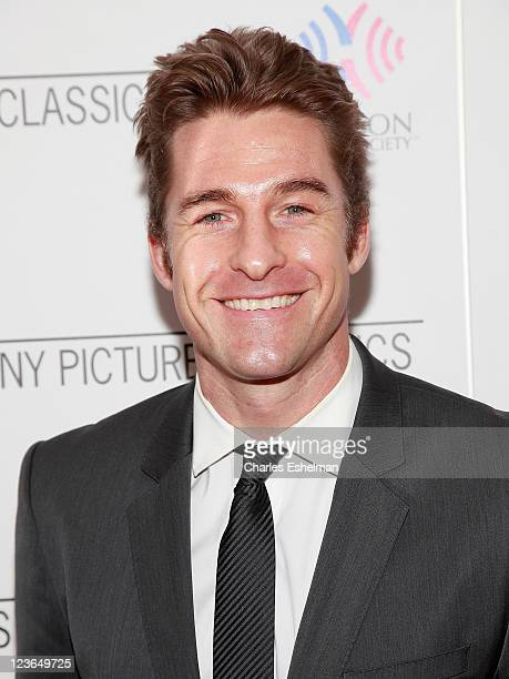 Actor Scott Speedman attends the New York premiere of 'Barney's Version' at The Paris Theatre on January 10 2011 in New York City